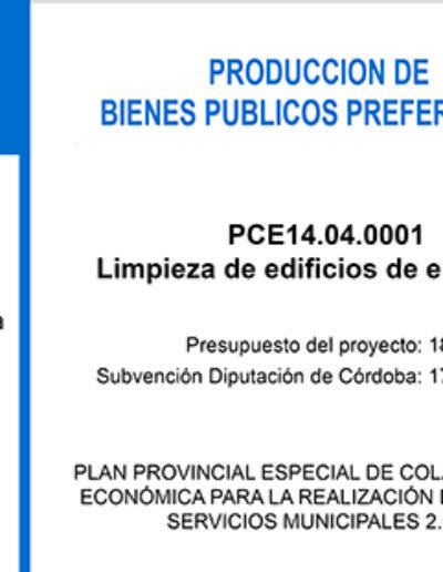 Subvenciones otorgadas a la E.L.A. de Castil de Campos 2.014 4