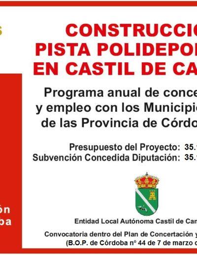 Subvenciones otorgadas a la E.L.A. de Castil de Campos 2.017 5