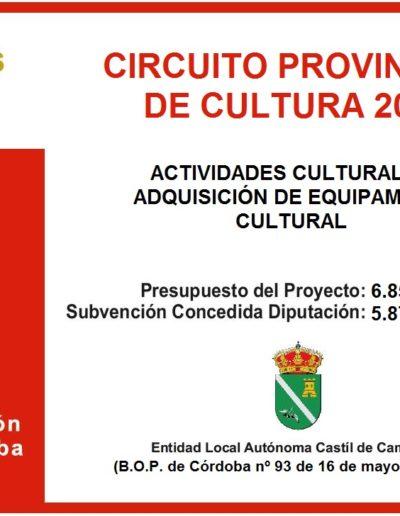 Subvenciones otorgadas a la E.L.A. de Castil de Campos 2.018 11