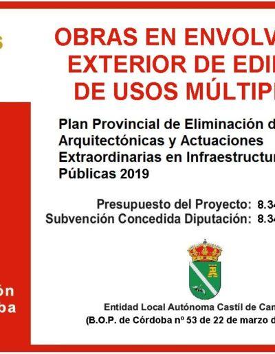 Subvenciones otorgadas a la E.L.A. de Castil de Campos 2.019 10