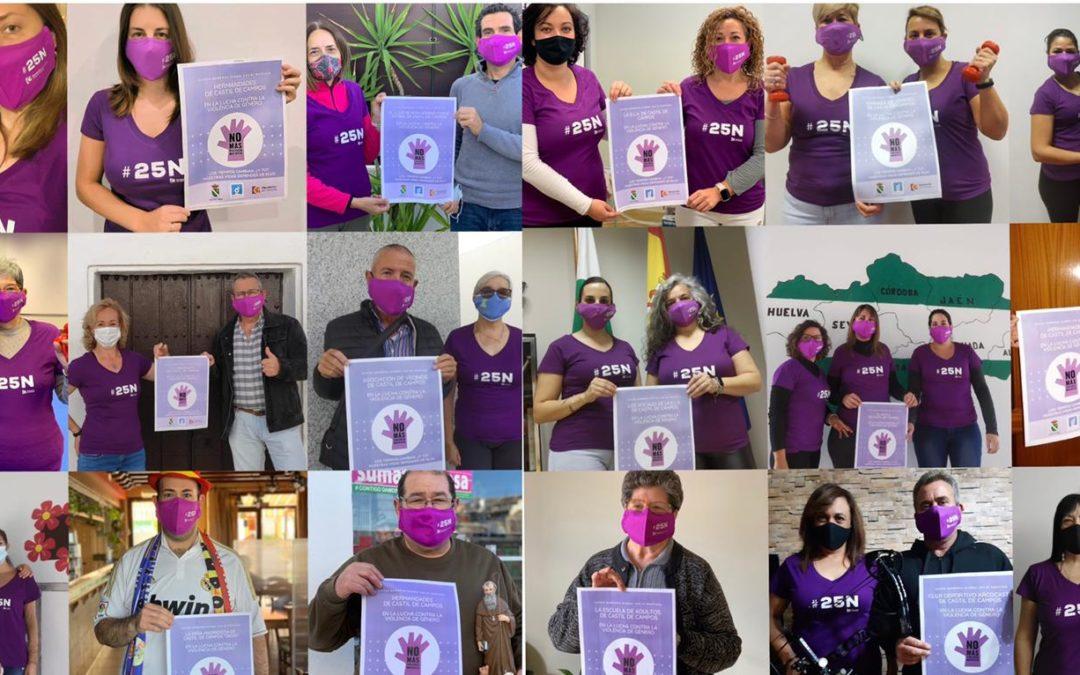 25N – Dia Internacional contra la Violencia de Género