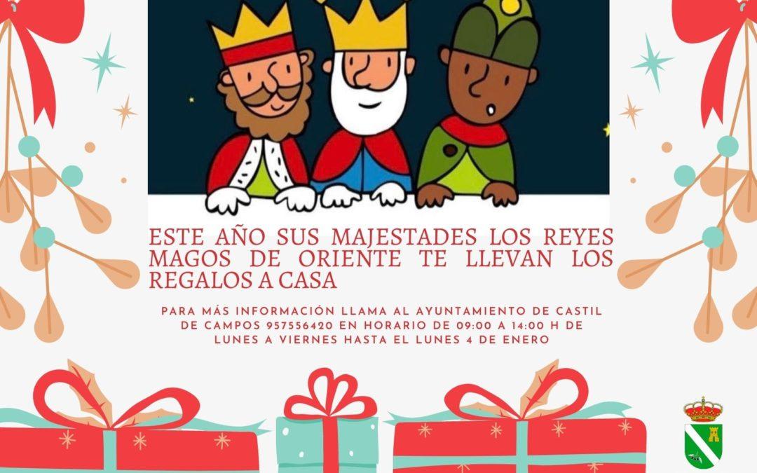 Festividad de Sus Majestades los Reyes Magos